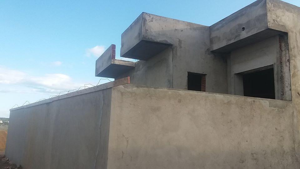 Villa a vendre a la plage d'el haouaria 
