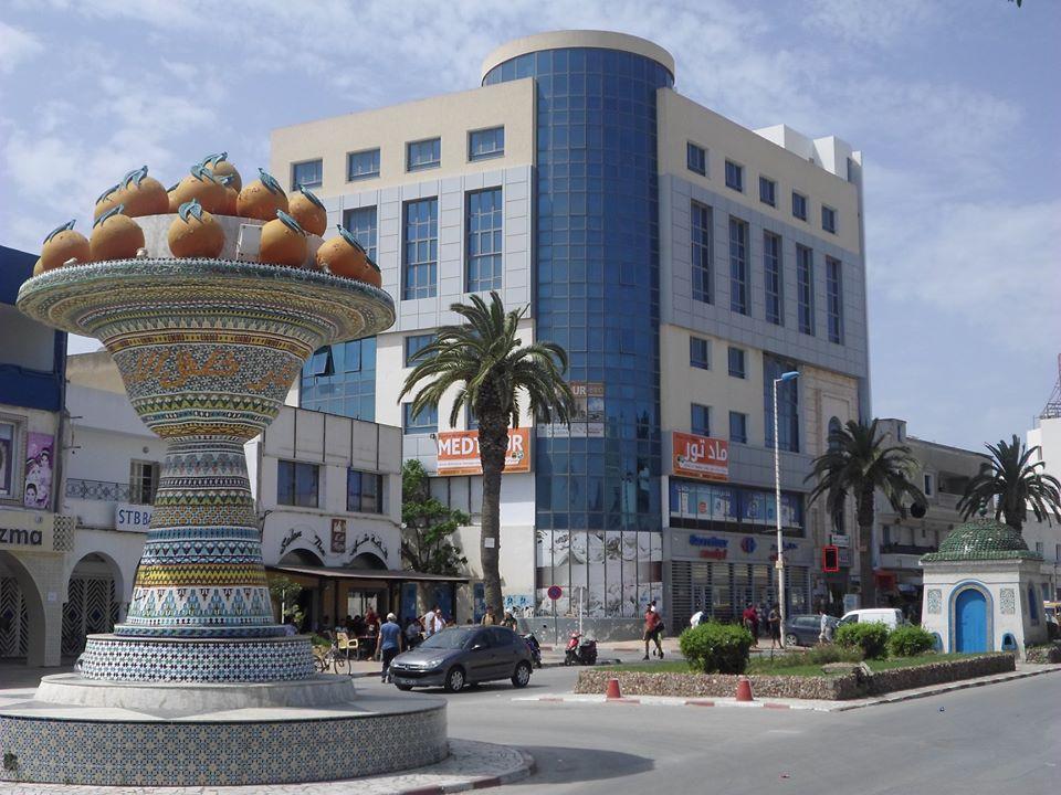 Nabeul...centre ville...à louer 3eme etage