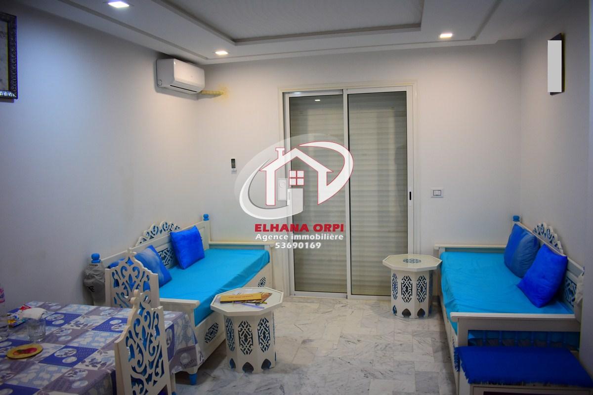 Appartement s+1 avec place parking à baghdedi