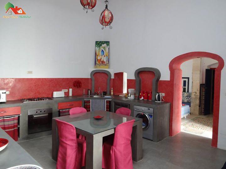 Superbe maison d'hôtes de style arabesque