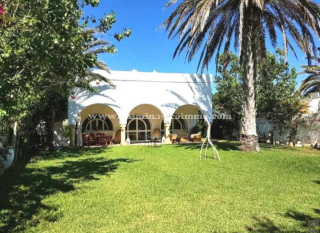 À vendre villa titanos -  (réf. vv1295)