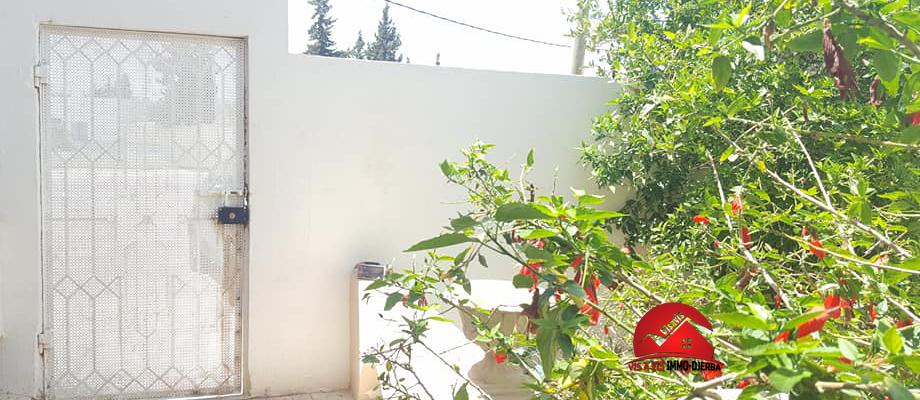 Location villa meublée a midoun djerba