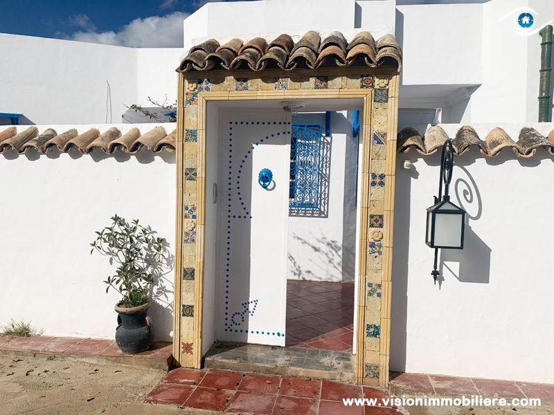 Vente villa kamilia s+3 hammamet centre