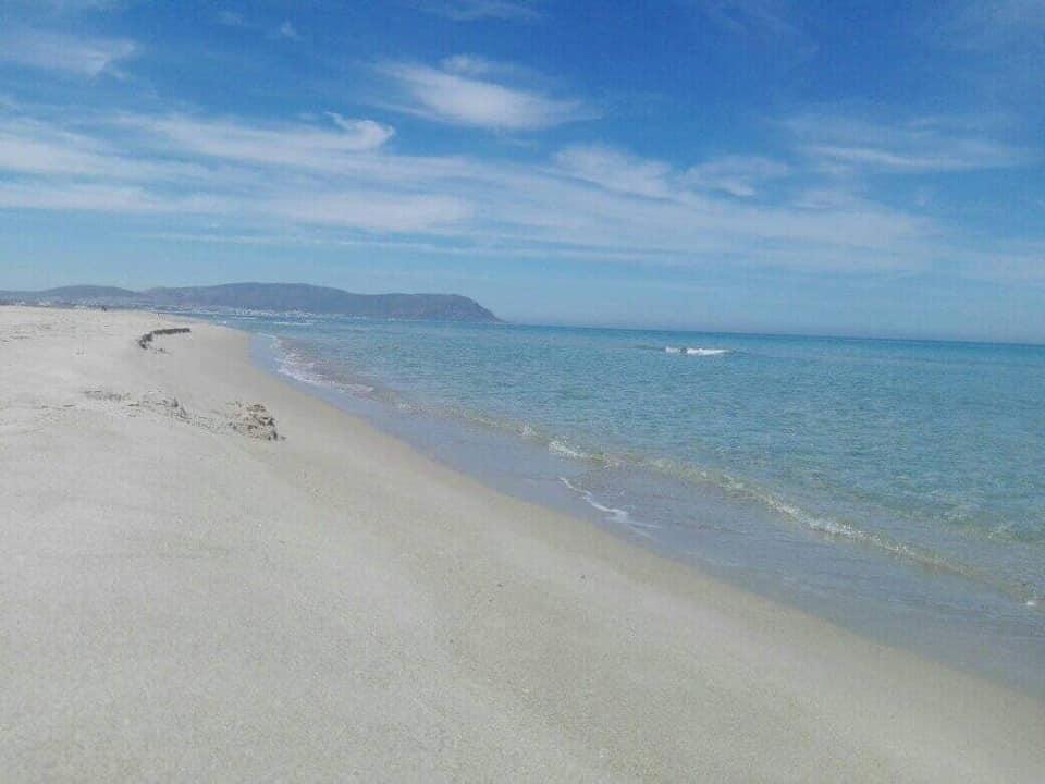 Terrain a kerkouene plage