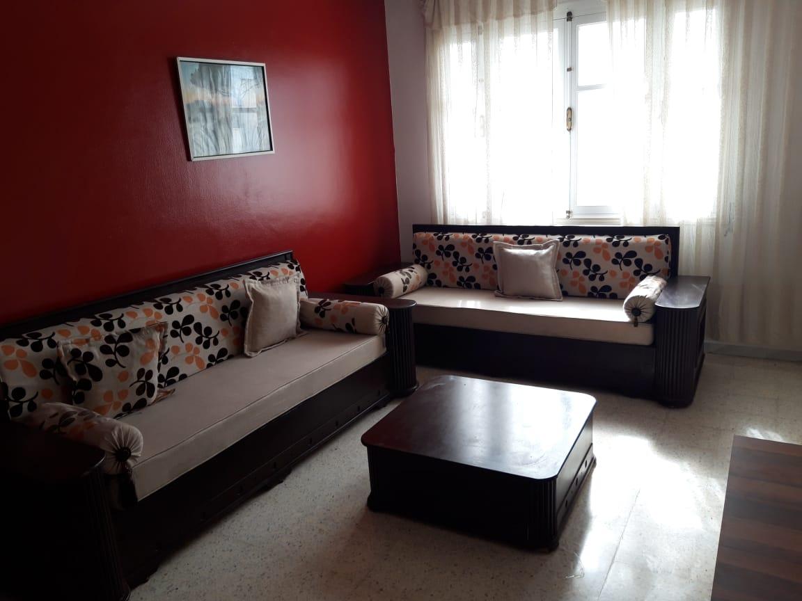 Bel appartement à tunis centre