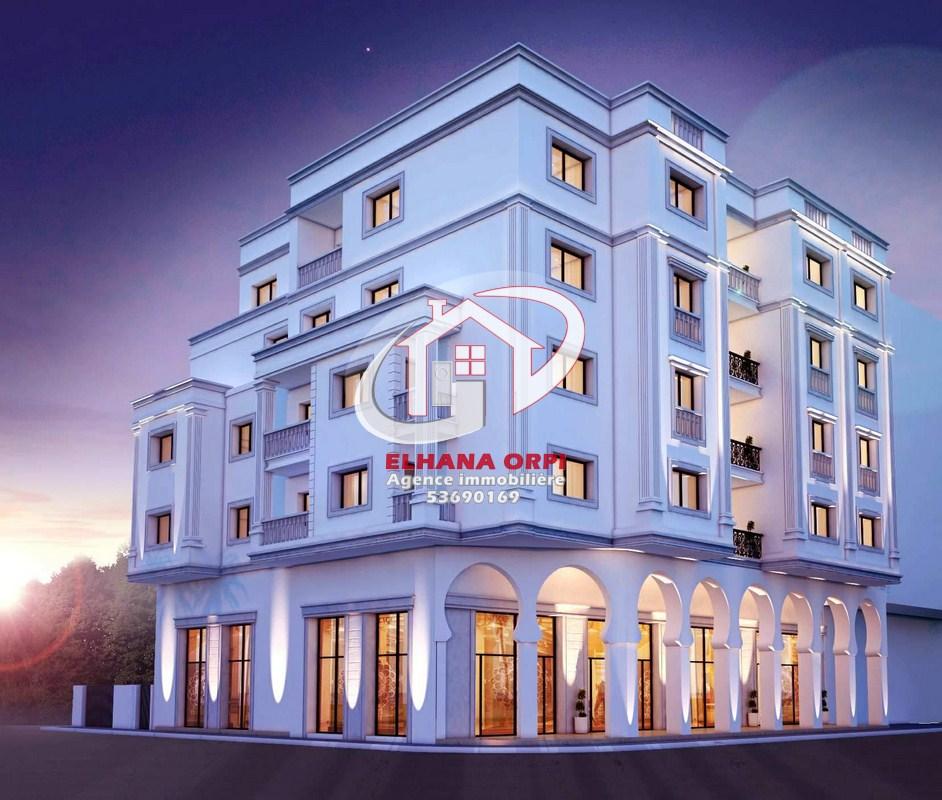 Appartements neuf sur plan et directement au promoteur