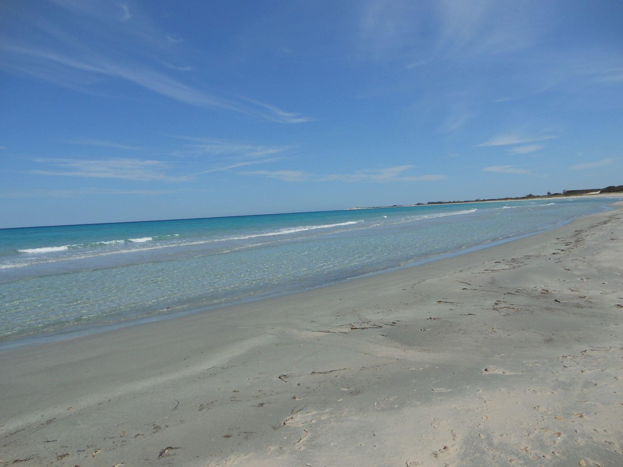 Terrain au bord de la plage d'ezzahra klibia