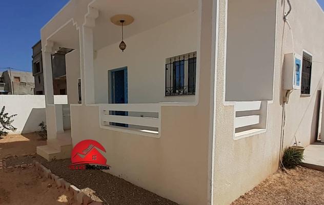 Maison meublée pour location annuelle - route du phare midoun