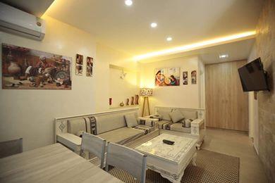 Un studio richement meublé pour courte durée