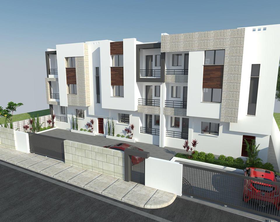 Des appartements s+2 à hammamet nord