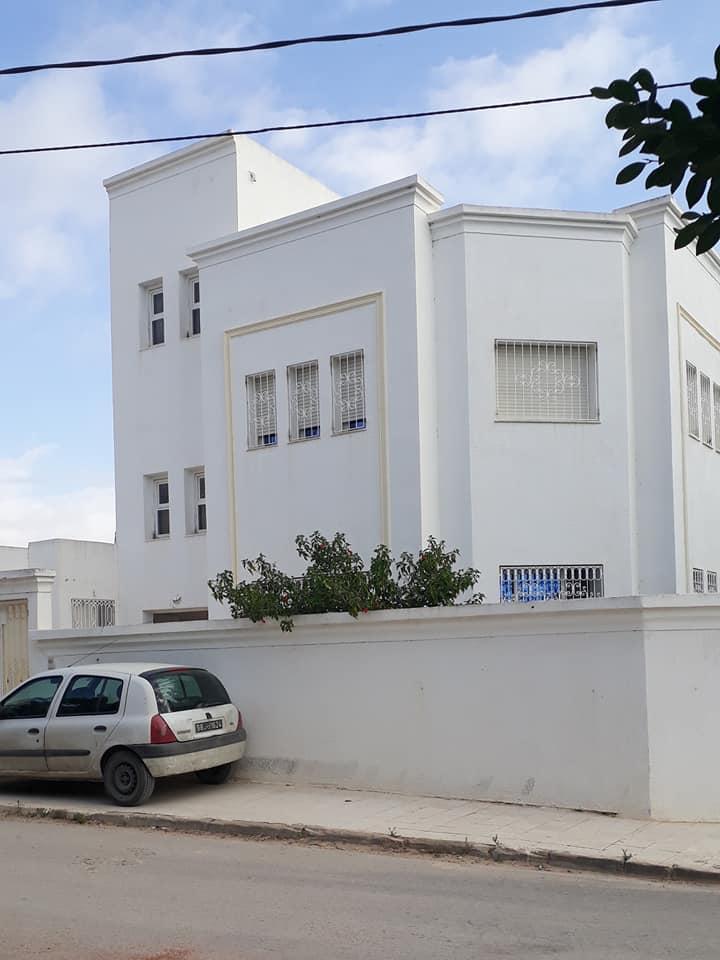 Villa el agba  cité el idha3a