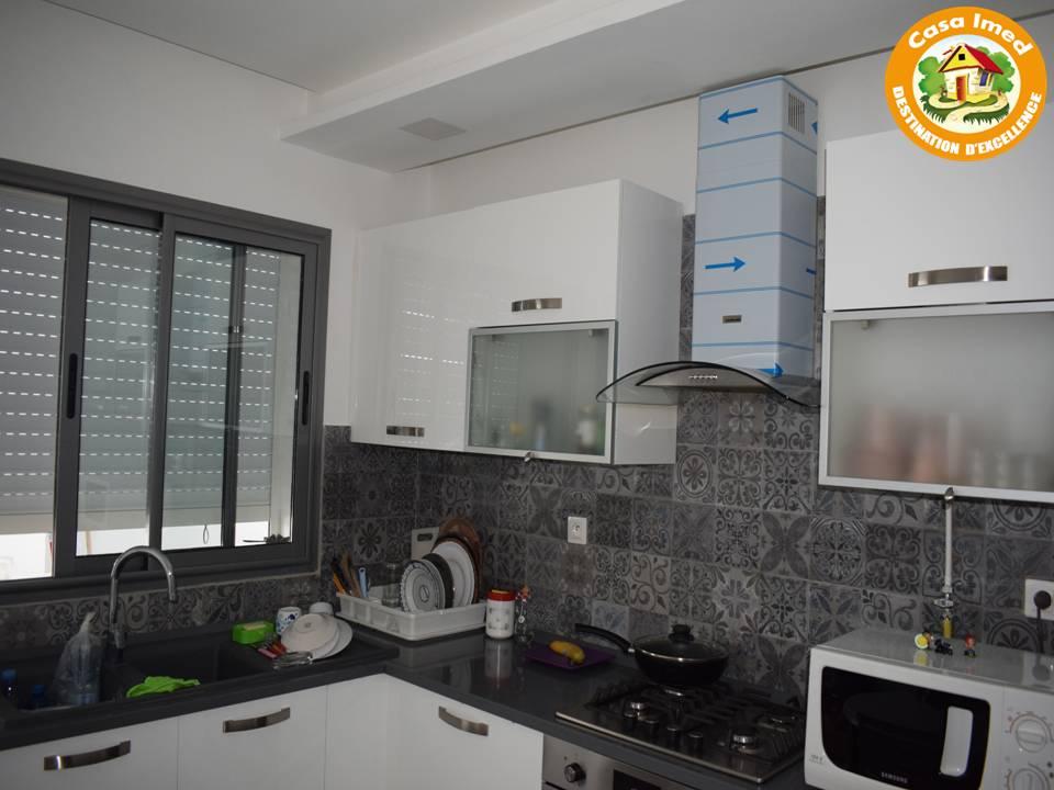 Un appartement à vendre à soukraun appartement à vendre à soukra