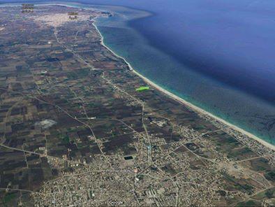 ارض للبيع 7503 متر مربع تقع في سيدي جمال الدين