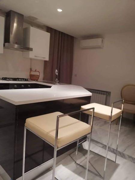 Location s+1 richement meublé jardin menzah2