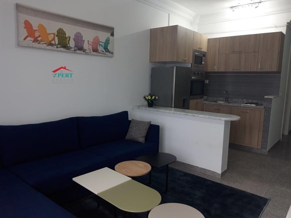 Un appartement s 1 richement meublé
