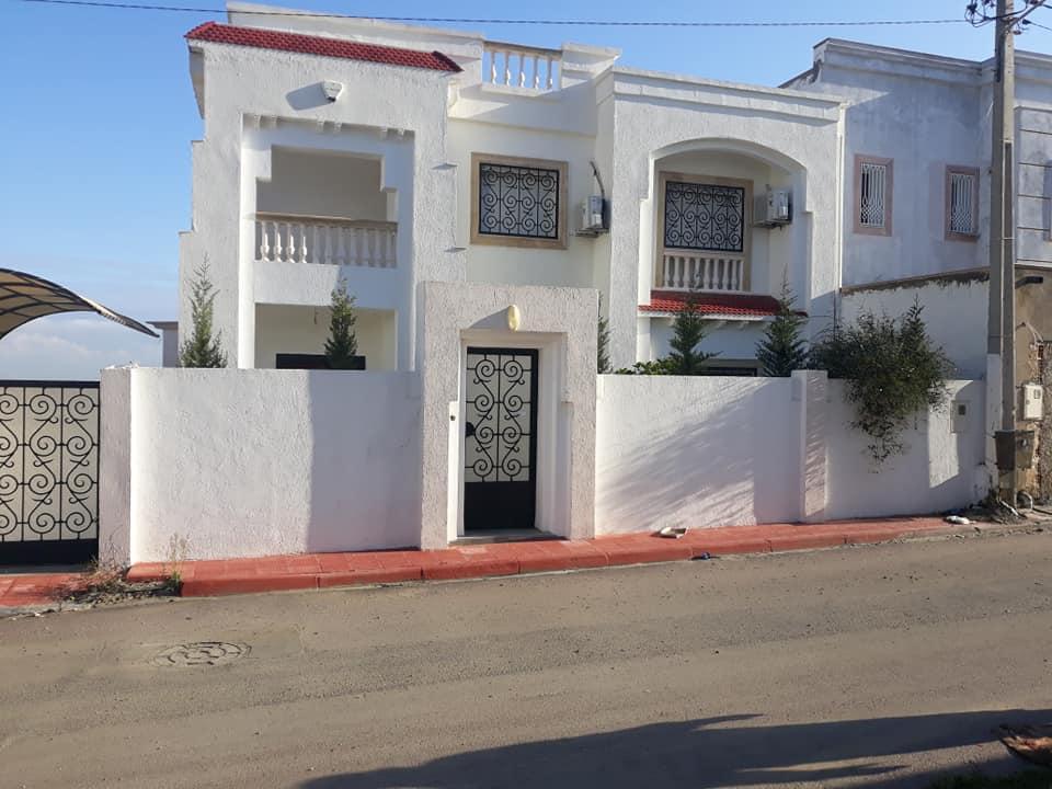 A vendre villa à riadh andalous