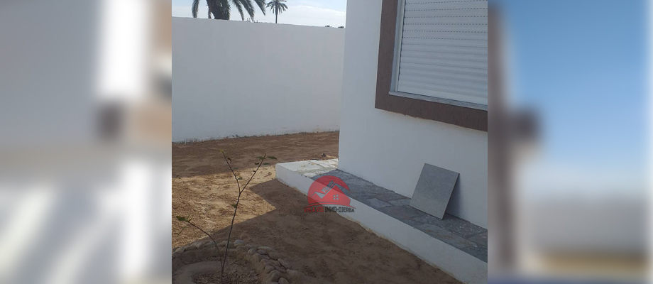 A vendre une villa neuve avec piscine a midoun djerba