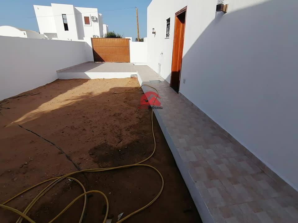 Location longue duree d une villa a djerba houmt souk