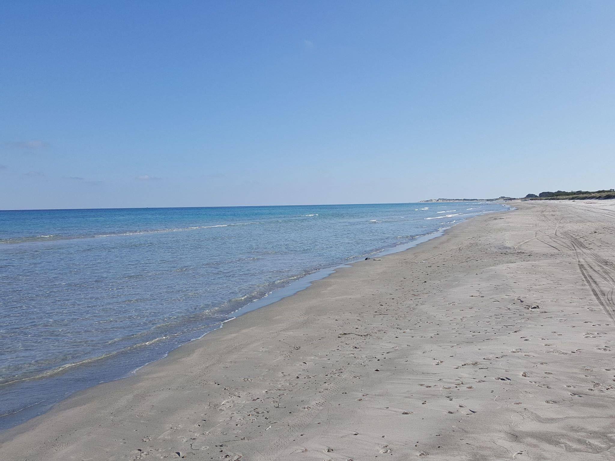 Occasion Unique Terrain A Kerkouane ( la plage)