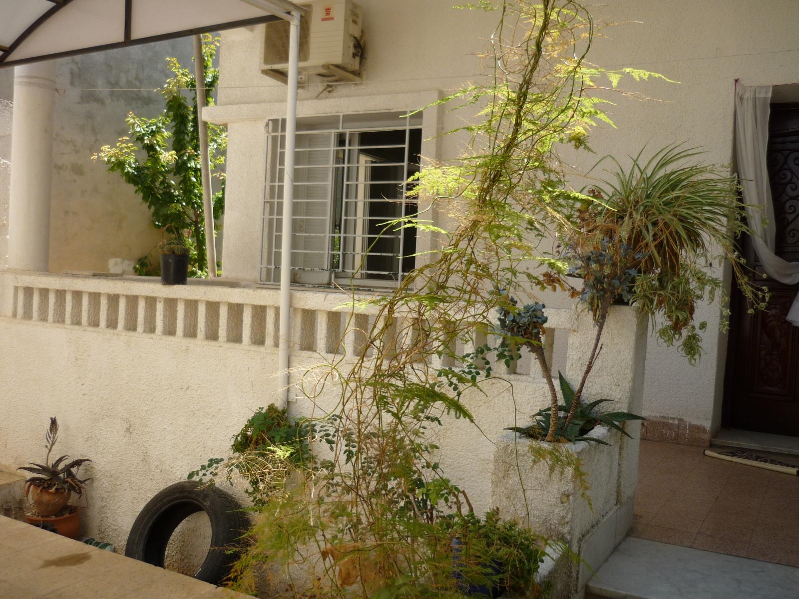 Villa au bardo – tunis - tunisie