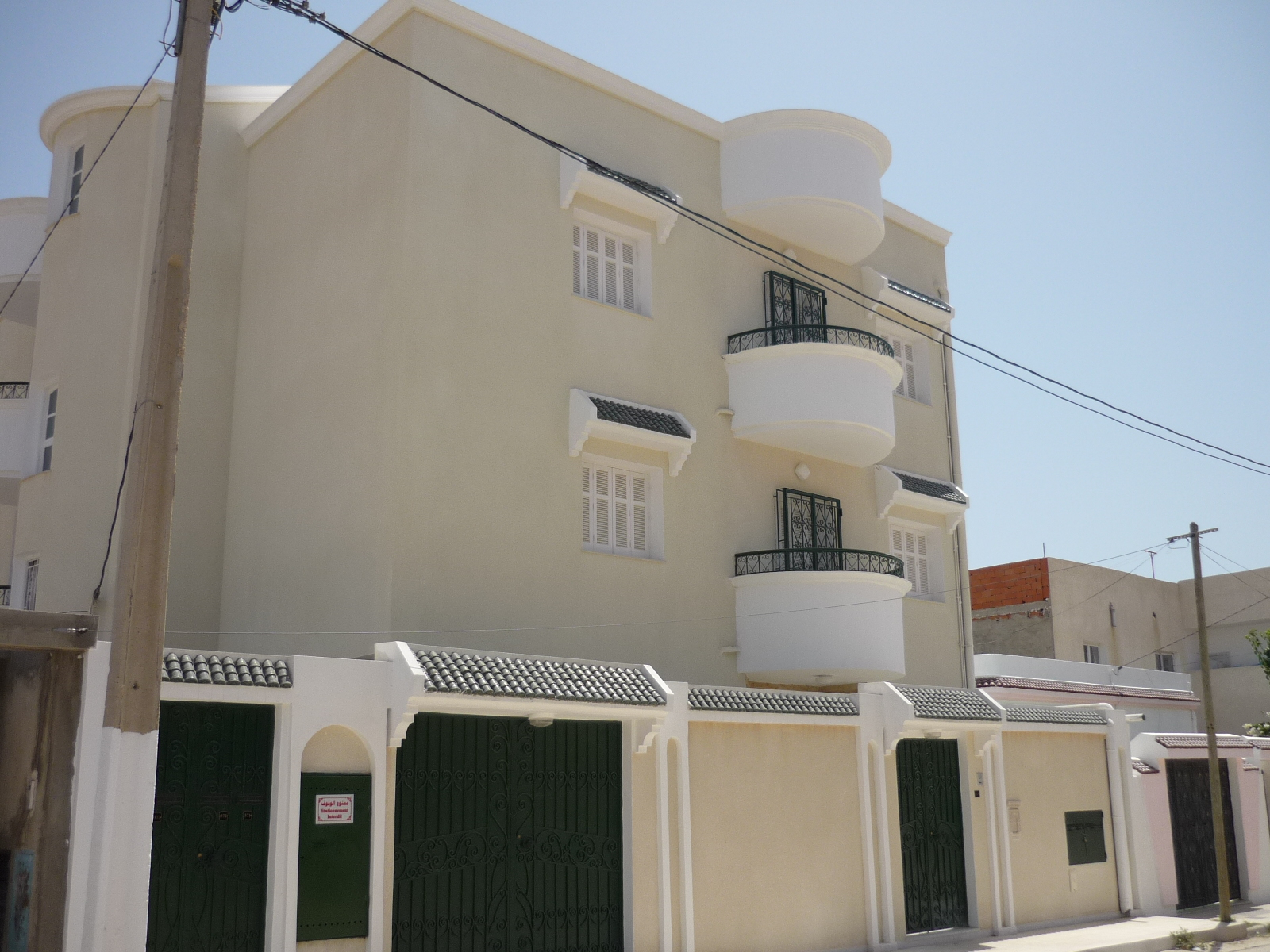 Appartement centre -ville monastir