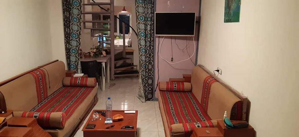 Duplex meubler a louer