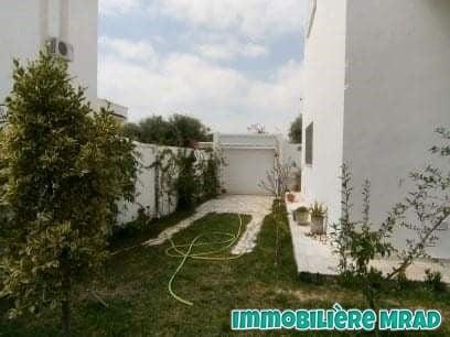 A vendre une villa de haut standing zone hôtel sultan hammamet