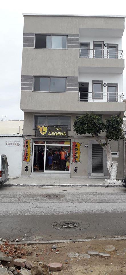 Immeuble à vendre menzel bouzelfa