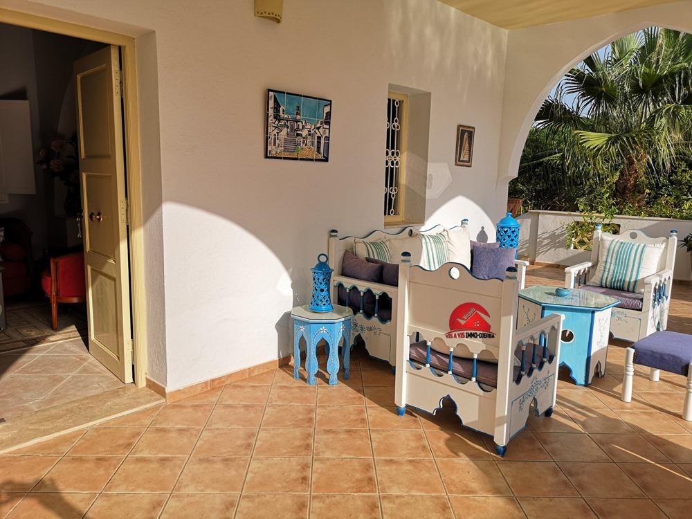A vendre une belle demeure a aghir djerba