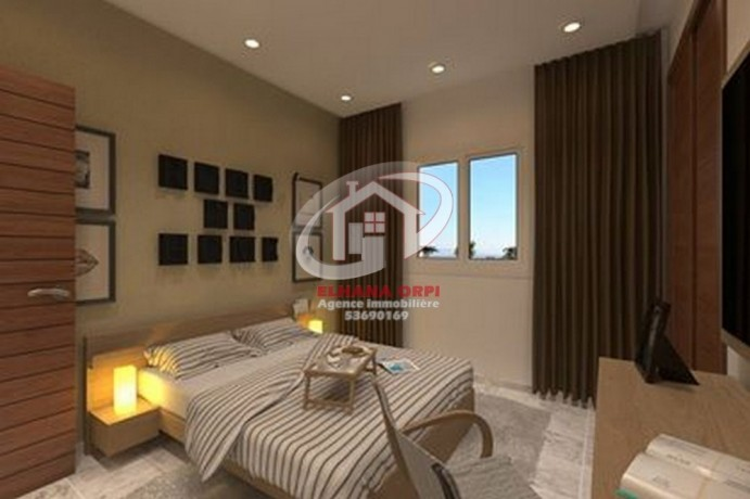 A vendre appartement s+1 neuf jamais habité