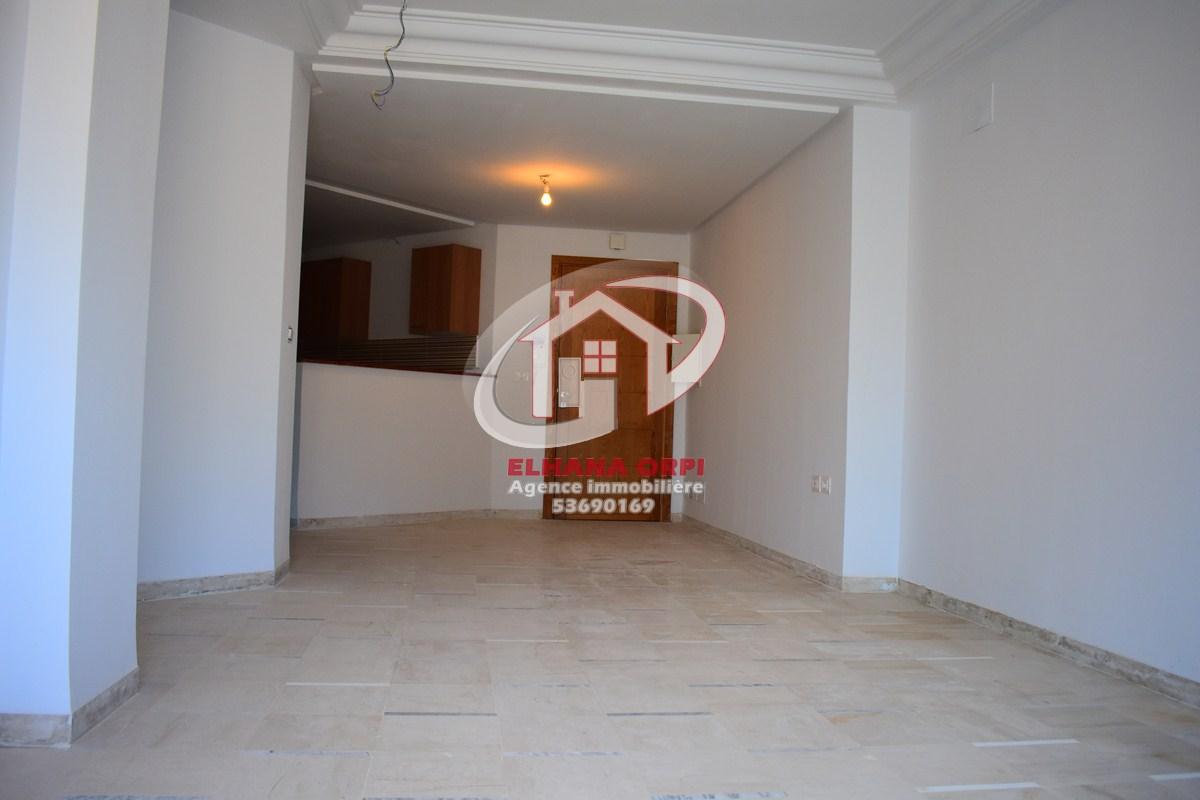 Appartement s+1 vue sur mer aux nouvelles zones touristique baghdedi
