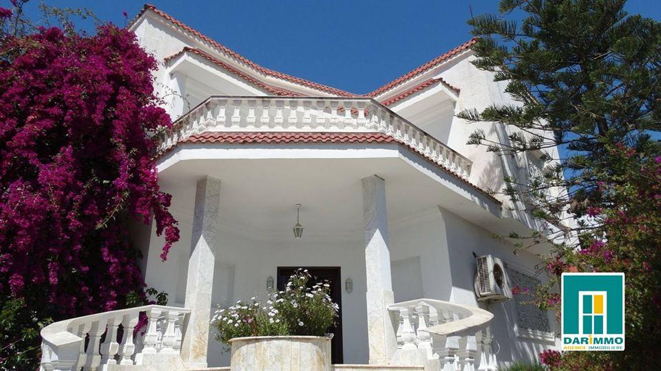 Une villa haut standing au bardo