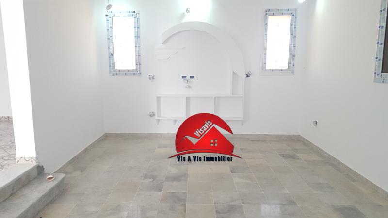 Villa neuve a vendre - zone urbaine houmt souk djerba