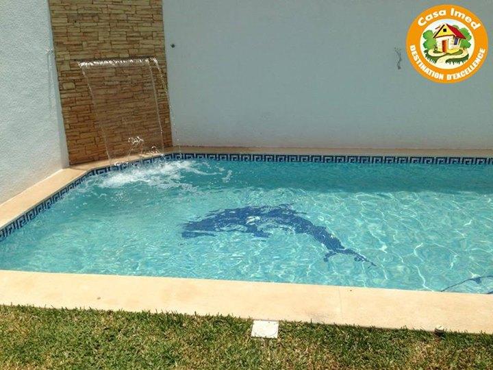 Villa avec piscine à la marsa