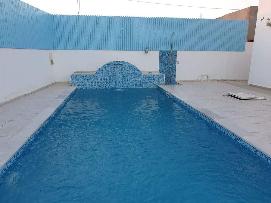 Le prix de vente baisse,villa avec piscine djerba
