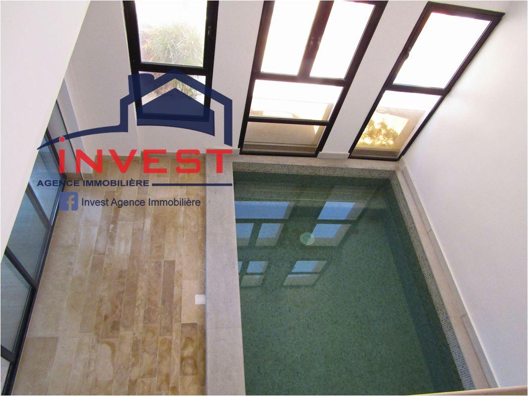 Magnifique duplex s+3 avec piscine  au lac